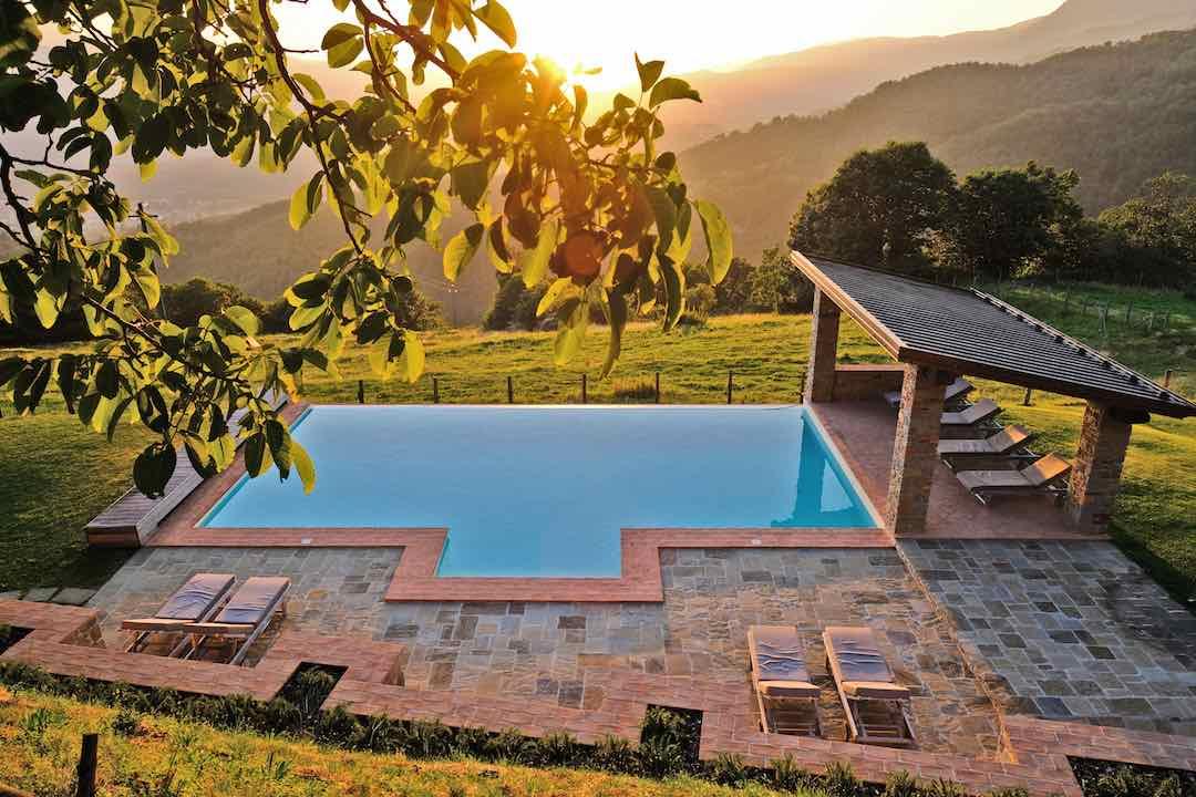 Ferienwohnung L'Ormasso bis 4 Pers. mit Pool