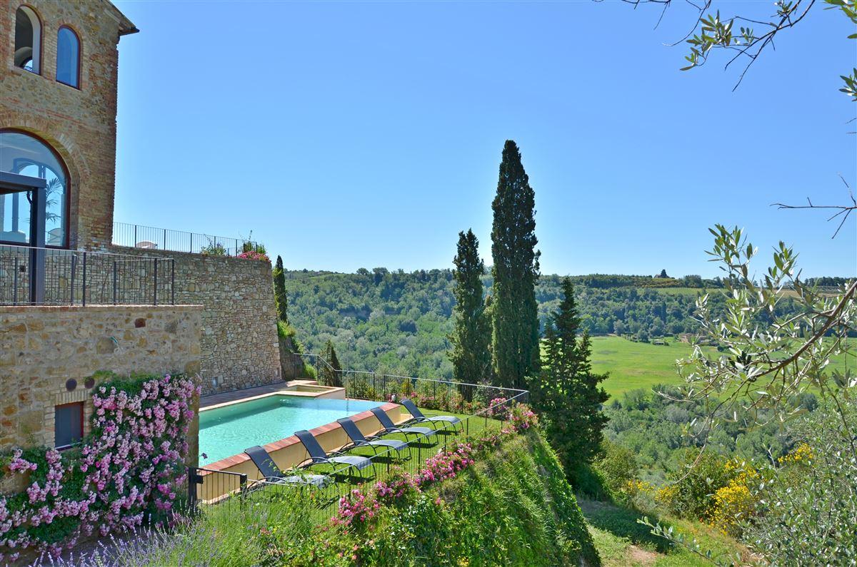 Exklusive Chianti Villa mit privatem Pool