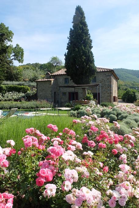 Toskana Villa bis 10 Personen - privater Pool